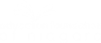 education foundation of niagara logo WHITE